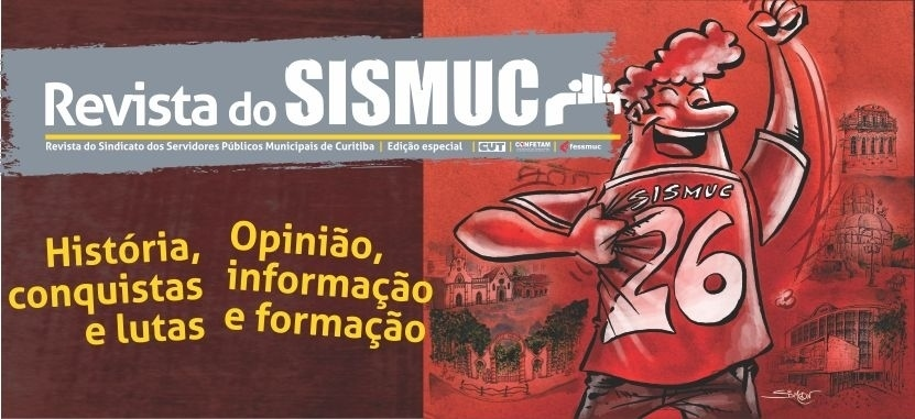 Revista do Sismuc 26 anos
